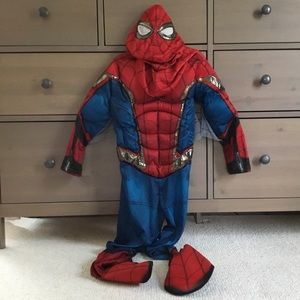 Marvel Spiderman Superhero Halloween Costume 5T